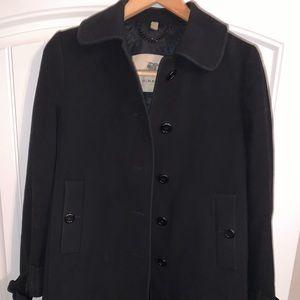 Authentic Burberry London wool Cashmere Blend Coat